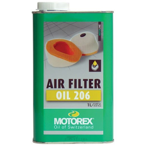 MOTOREX AIR FILTER OIL 1 Litre