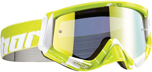 2016 Thor Sniper Chase Goggle lime / white