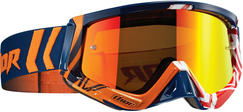 2016 Thor Sniper Geo goggle navy / orange / red