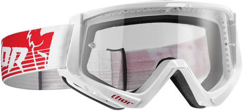 2016 Thor Conquer Goggle Red / White
