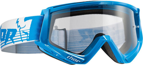 2016 Thor Conquer Goggle Blue /White