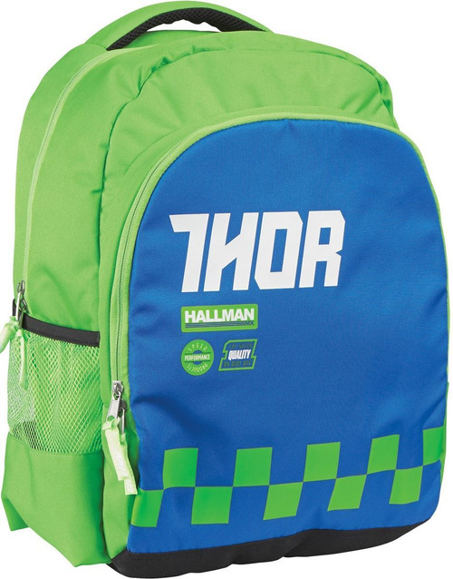 2016 Thor Slam Backpack Green/Blue