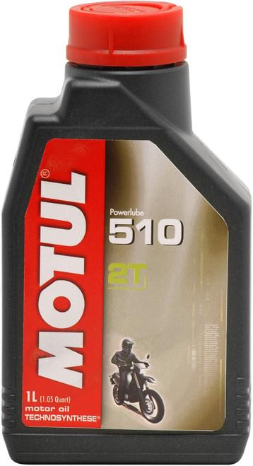 Motul Semi-synthetic 510 2T Off Road oil 1 litre