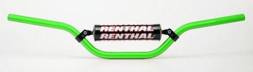 Renthak 7/8 784 Bend Handlebars Green Honda CRF150, Yamaha, Kawasaki