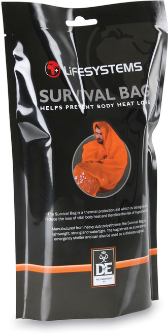 Lifesystem SURVIVE LS Survival Bag