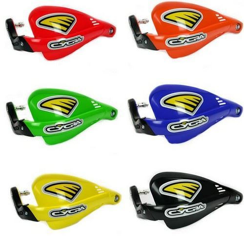 Cycra Handguards Pro Bend CRM Red Standard
