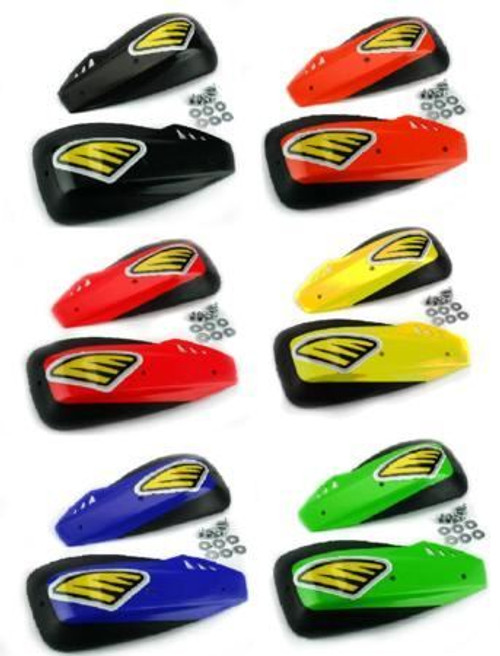 Cycra Enduro DX Handshields/Guards Green