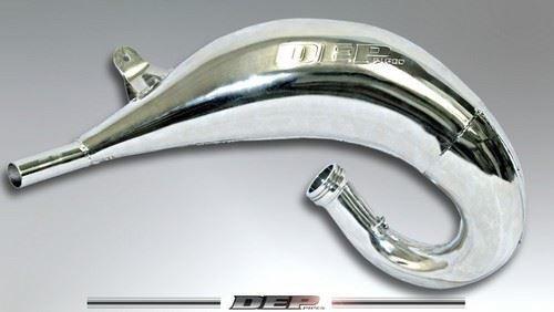 DEP DEPH2120 2 Stroke/2T Nickel Exhaust Pipe Honda CR125/144 2005-16
