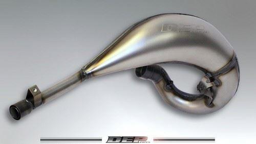 DEP DEPH2124 2 Stroke/2T Exhaust Pipe Honda CR125 1989