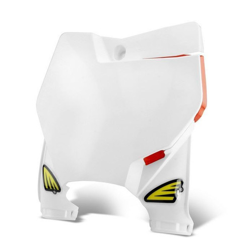 Cycra Front Number Plate KTM SX/SXF 2016 White