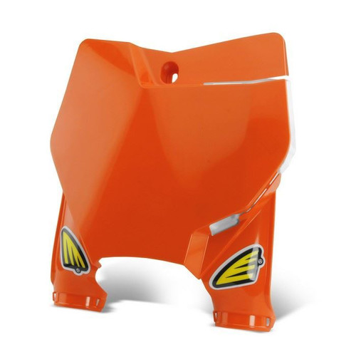 Cycra Front Number Plate KTM SX/SXF 2016 Orange