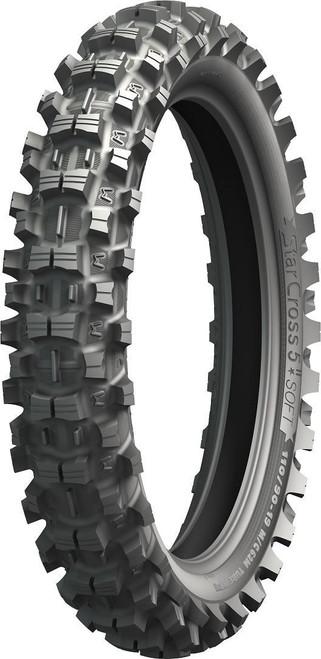 Michelin Starcross 5 Soft 120/80 - 19 M/C 63M TT