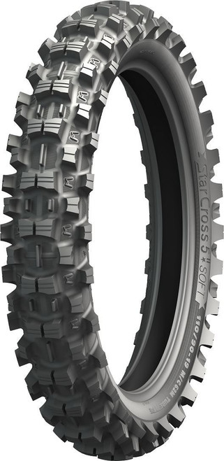 Michelin Starcross 5 Soft 120/80 - 19 M/C 63M TT