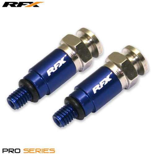 RFX Pro Fork Air Bleeders M5x0.8 (Blue) Kayaba/Showa CRF/YZF/RMZ/KXF