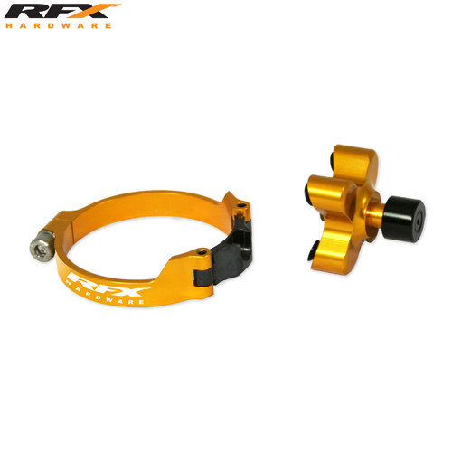 RFX Pro Launch Control (Yellow) Honda CRF250/450 04-16 Kawasaki KXF250/450 06-16 Suzuki RMZ250/450 07-16