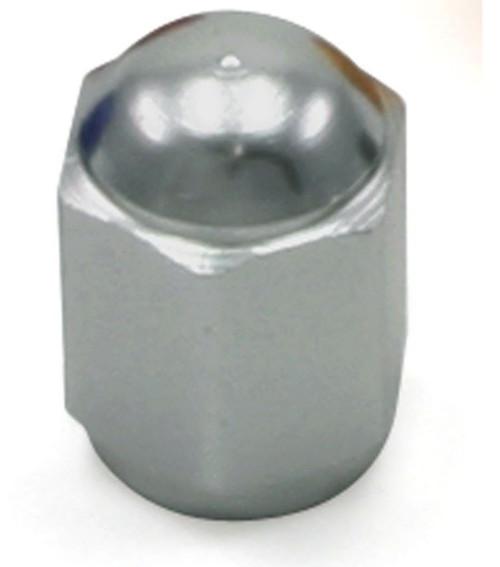 DRC Aluminium Valve Caps 2-pack Titanium
