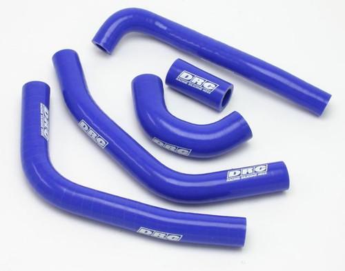 DDRC Radiator Hose Kit Yamaha DRC YZ250F 14-16 Blue