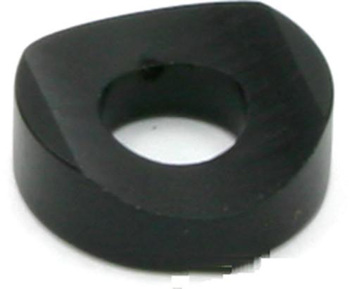 DRC Rim Lock Spacers Pack Of 2 Black