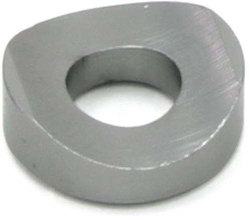 DRC Rim Lock Spacers Pack Of 2 Titanium