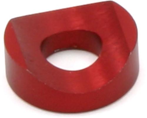 DRC Rim Lock Spacers Pack Of 2 Red