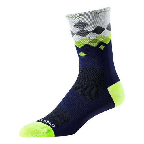 TROY LEE DESIGNS ACE PERFORMANCE CREW SOCKS ASTRO BLUE
