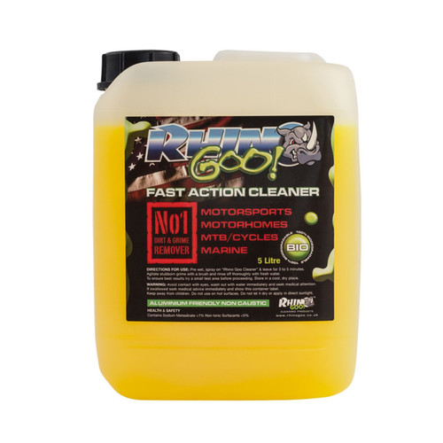 Rhino Goo Fast Action Cleaner  5 Litre