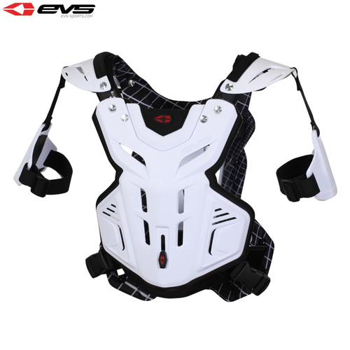 EVS F2 Adult Roost Guard White