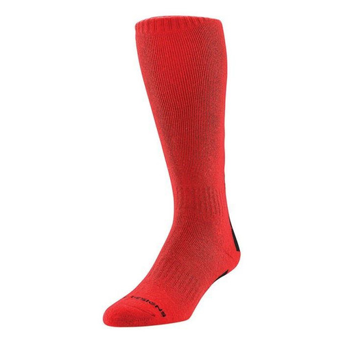 2017 Troy Lee Designs TLD Socks Holeshot Red