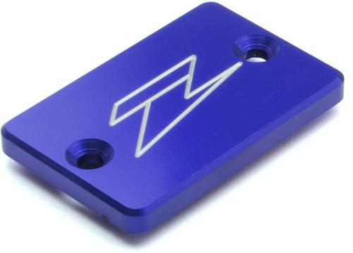 ZETA Front brake / clutch reservoir cover Magura / Husqvarna 14-17 blue