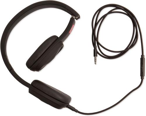Outdoor Tech Bajas - Wired Headphones - Black