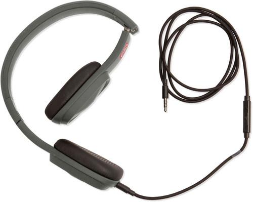 Outdoor Tech Bajas - Wired Headphones - Grey