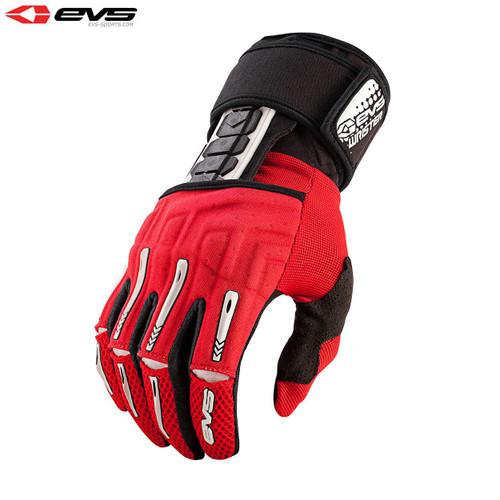 EVS Wrister Gloves Wrist Brace Red Pair