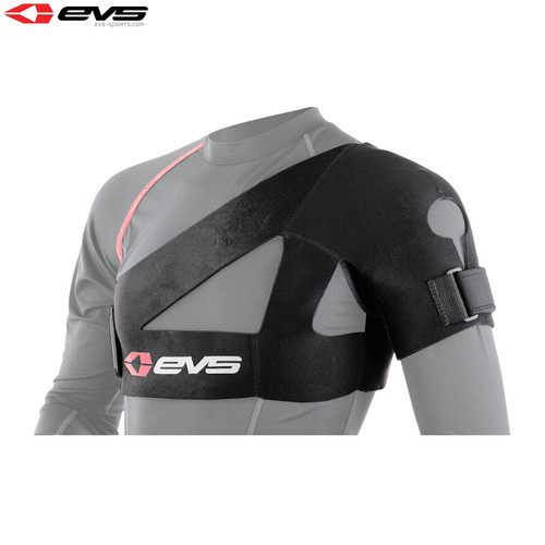 EVS SB02 Shoulder Support Black