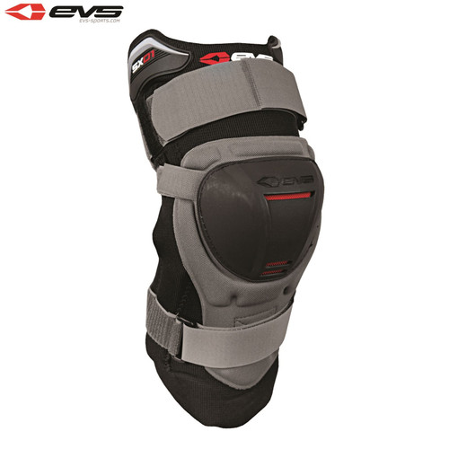 EVS SX01 ADJUSTABLE HINGED MOTOCROSS MX GYM SPORTS KNEE BRACE SUPPORT STABILIZER