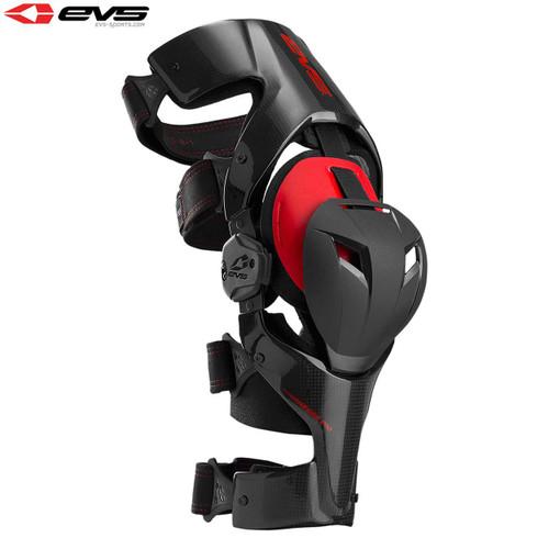 EVS Web Pro Carbon Knee Brace Left