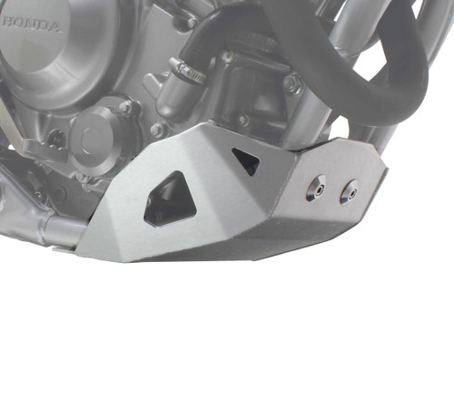 Zeta Enduro full coverage glide plate CRF250L 12-15