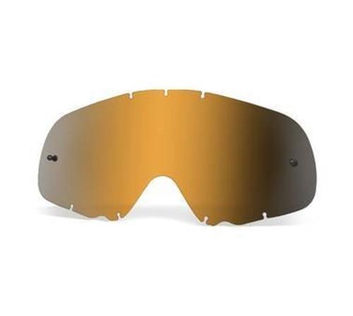 Oakley Crowbar Black Iridium Lens