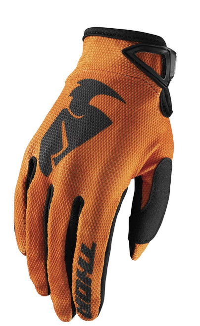 2018 Thor Sector Gloves Orange