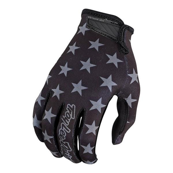 2018 Troy Lee Designs TLD Air 18.1 MX Gloves Starburst Black