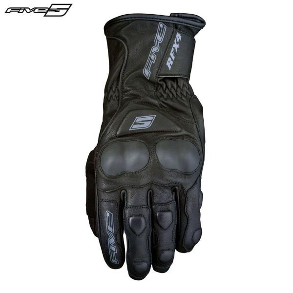 Five RFX4 ST Adult Gloves Black/Black