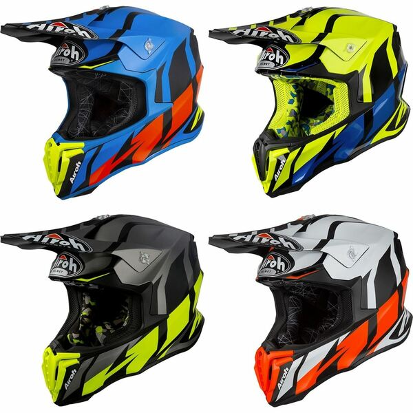 Airoh Twist MX Helmet Great