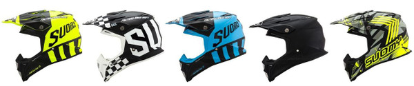 Suomy Speed MX Helmet