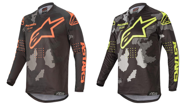 2020 Alpinestars Racer Tactical Men's Adult MX Jersey