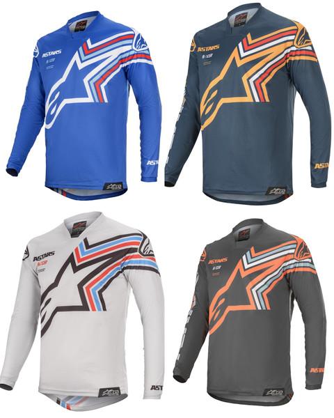 2020 Alpinestars Racer Braap Men's Adult MX Jersey