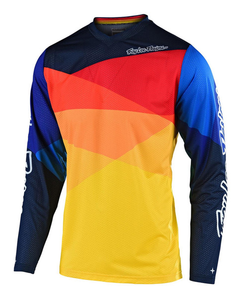 2020 Troy Lee Designs TLD GP Air Men's Adult MX Jersey Jet Yellow/Orange