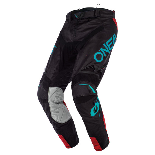 O'Neal MX Pants Hardwear Reflexx Black/Teal 2020