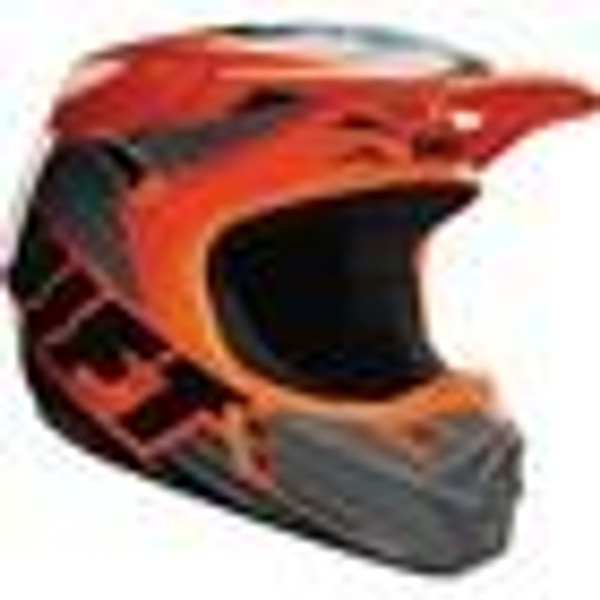 Shift Motocross Helmet Assault Race Orange Adult MX Off-Road CHEAP PRICE MUST GO