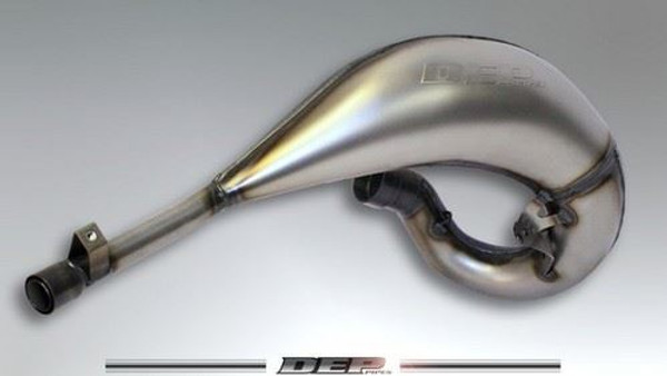 DEP DEPH2114 2 Stroke/2T Front Exhaust Pipe Honda CR125 2000-01