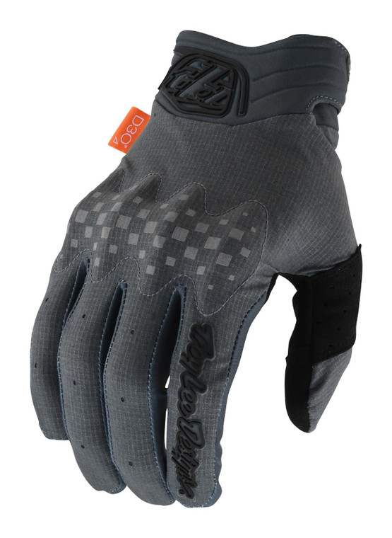 TLD 2021 Fall Adult Gambit MX Gloves Charcoal