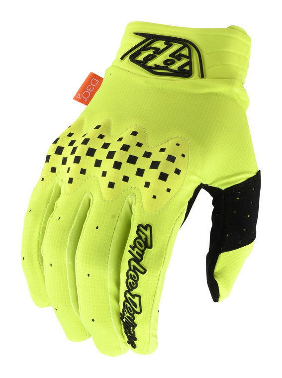 TLD 2021 Fall Adult Gambit MX Gloves Flo Yellow